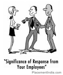 Significance of Response from Your Employees