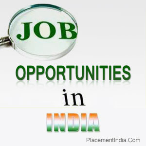 Job Opportunities In India
