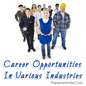 Career Opportunities In Various Industries