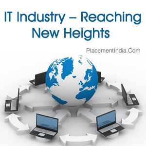 IT Industry – Reaching New Heights