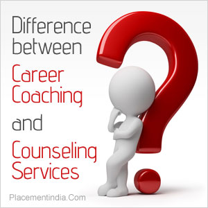 Difference between Career Coaching and Counseling Services